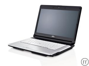 Notebook Fujitsu Lifebook S710 - Intel Core CI3-370M, 2, 4 GHz | 4 GB RAM, 160 GB HD, DVD-RW