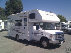 C3 Class C Motor Home 22' Fully Loaded