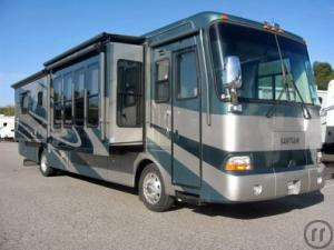 A9 Class A Motor Home 36' - 40' Deluxe Luxury Diesel Model with 2-4 Slideouts