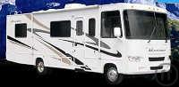 Luxury A Class Motor Home 34 Ft
