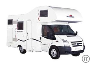 Autoroller 2 RV Motorhome Rental in Greece, Athens and Crete