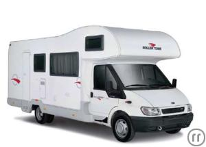 Autoroller 7 RV Motorhome Rental in Greece, Athens and Crete