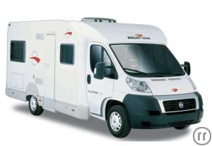 Autoroller 255P RV Motorhome Rental in Greece, Athens and Crete