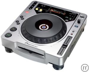 Pioneer CDJ 800 mk2 Tabletop CD-Player