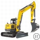 Minibagger Neuson 75Z3 7,5to 69,5 PS 4,00m