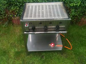 Outdoorküche Gasgrill Xl : Broil king gas grill imperial xl ausstellungsstück in