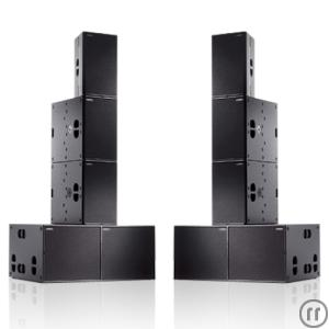 tw audio pa sys one 2x bsx subwoofer doppel 21 39 bass. Black Bedroom Furniture Sets. Home Design Ideas