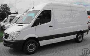 Mercedes Benz Sprinter 211CDI Transporter