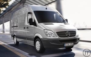 Transporter: Mercedes Sprinter 213 CDI