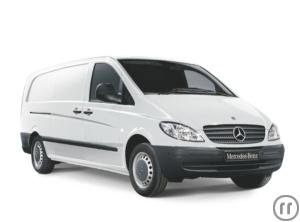Kleintransporter: Mercedes Vito