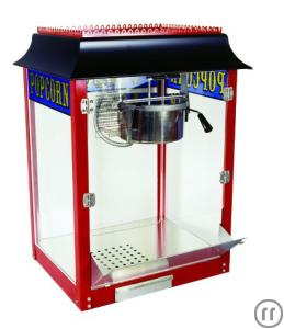 Popcornmaschine/ Popcornmaker/ Party Food/ Fun Food/ Profi Popcornmaschine/ Popcorn