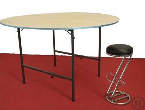teleskopverl ngerung f r runde bankett tische mieten tisch mieten klapptisch bei rentinorio. Black Bedroom Furniture Sets. Home Design Ideas