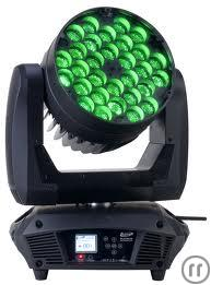 Elation Platinium Wash LED Zoom