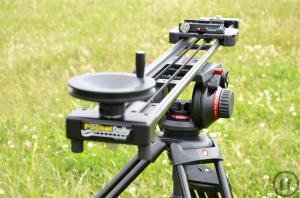 Pocketdolly Kamera Slider Dolly // Kamera Schienensystem 1m