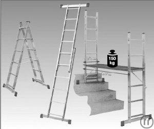 Leiter Gerust Anlegeleiter Doppelleiter Leitergerust Treppe