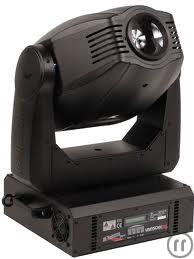 2 x JB P6 Moving Head