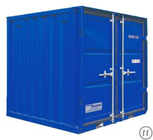 Materialcontainer / Lagercontainer 8 ft