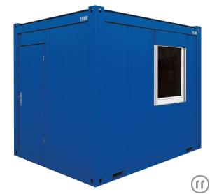 Bürocontainer 10 ft