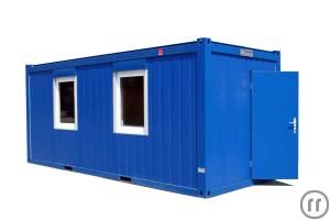 Bürocontainer 20 ft