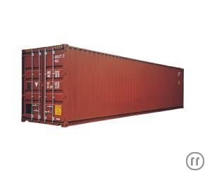 Materialcontainer / Lagercontainer 40 ft