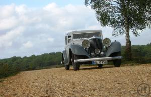 1-Bentley 3,5 Litre