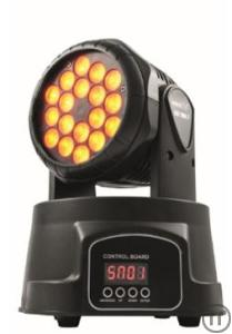 LED Moving Head Washlight