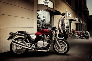 HONDA CB 1100 ABS Naked Bike