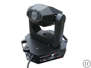 JB Lighting Varyscan Micro 150 HTI Paket