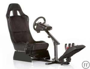 RENNSITZSIMULATOR - RACING SEAT