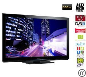 Monitor Full HD Plasma TV Display Bildschirm 50 Zoll