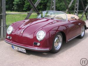 Porsche 356 Speedster (Beck Version)