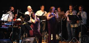 Nightline , Professionelle Live und Showband