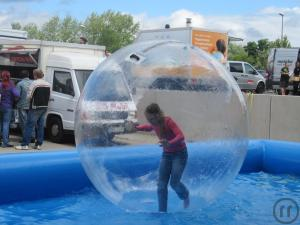 Water Walking Balls / Wasserspiele / Action Spass