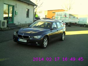 BMW 320 d Touring ab € 75,50/Tag