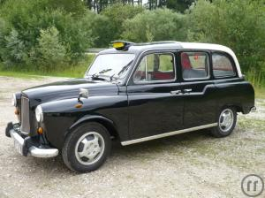 Londontaxi - Englisches Taxi - Cab - Oldtimer