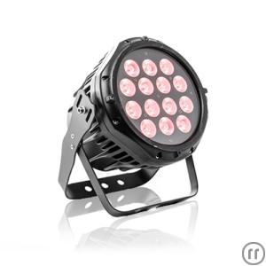LED Scheinwerfer Outdoor – 42 (42×1) W – RGB PAR56