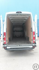 Iveco Daily 35 S 16 Kastenwagen mit Klima - extralang € 109,00/Tag € 0,37/km (nicht SA.)