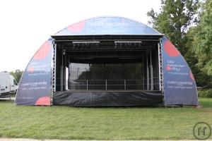 GIGS Podiumtrailer ECO Stage 8x6m