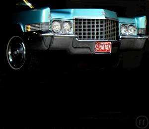 "2-Hollywood - Feeling inclusive.................... Cadillac Sedan deVille "" Adriatic Turquois..."