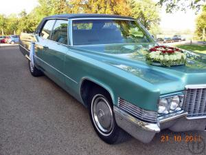 "5-Hollywood - Feeling inclusive.................... Cadillac Sedan deVille "" Adriatic Turquois..."