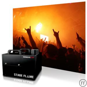 Flammeneffekt – Stage Flame