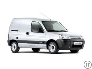 MB Citan; VW Caddy; Citroen Berlingo