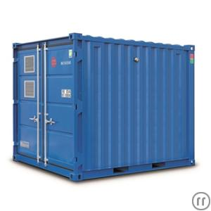 WH 50 Trotec Heizcontainer