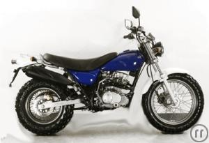 SKYTEAM RAPTOR 125 ccm