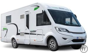 Wohnmobil  Forster T637HB-Elementary