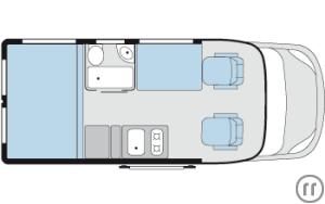 Wohnmobil WoMo Vany Class VW T6-AD