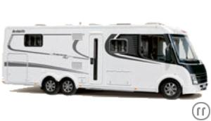 Wohnmobil  Forster A 699 HB - Family