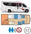 Wohnmobil Knaus L!VE TR 550DB deLuxe+