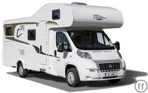 Caravan Eriba Exciting 445 - FT