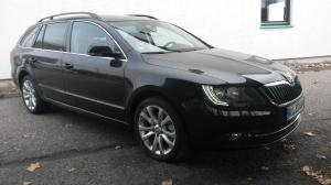Skoda Superb Combi Best-of 2,0 l TDI, ab € 79,00/Tag inkl. aller km